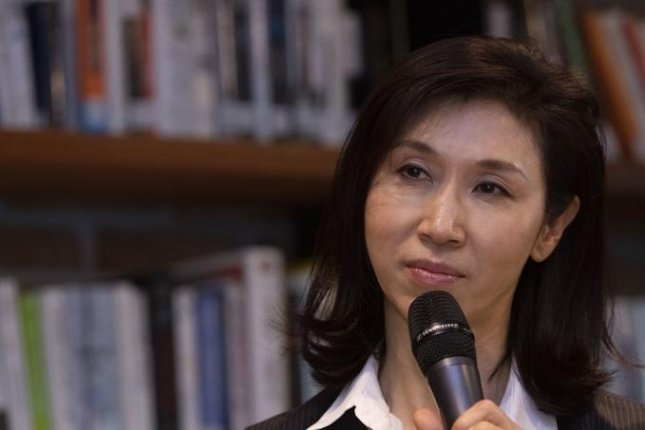 Art Center Nabi head Roh So-young has filed for divorce from SK Group Chairman Chey Tae-won, demanding Chey's shares worth more than $1 billion. Photo by Moon Jae-won/UPI News Korea