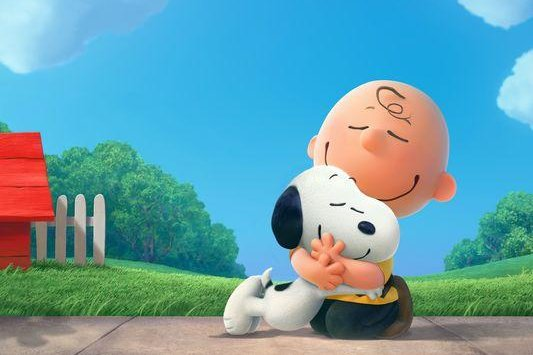 Charlie Brown and Snoopy in the upcoming Peanuts movie. (Fox/Blue Sky Studios)