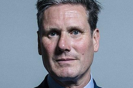 Keir Starmer has been elected as Britain's new Labour Party leader. Photo by Chris McAndrew/Wikimedia Commons