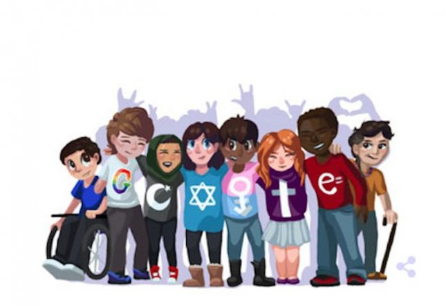 Connecticut High School Student's Artwork Is Today's Google Doodle