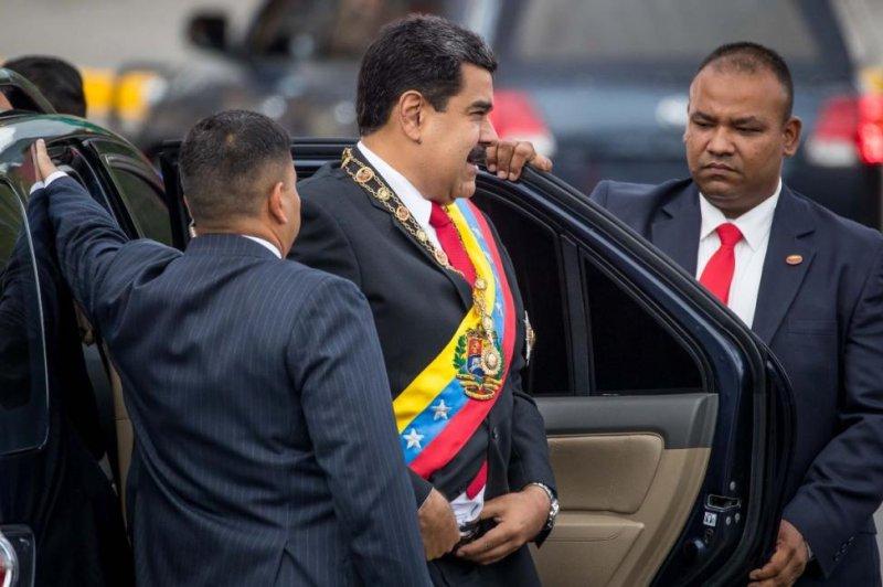 U.S. denies involvement in attack on Venezuela's Maduro