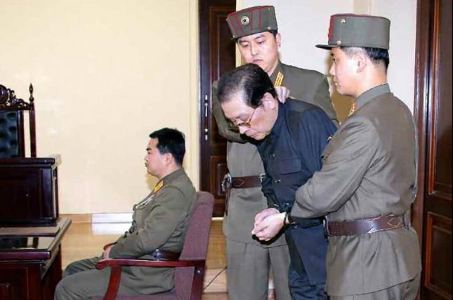 North Korean officials who supported the execution of Kim Jong Un's uncle-in-law Jang Song Thaek have become main players in Pyongyang, a South Korean analyst said Wednesday. File Photo by KCNA
