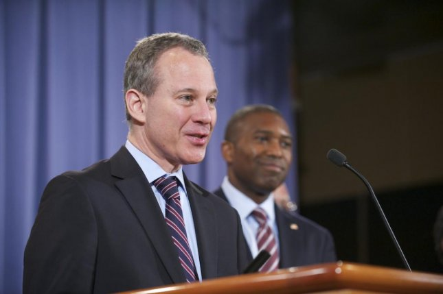 New York Attorney General Eric Schneiderman resigned Monday after The New Yorker reported stories from several women accusing him of assault. File Photo courtesy of Wikimedia Commons