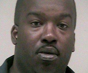 Trevor Jones' mugshot, courtesy of the Gwinett County Sheriff's Office.