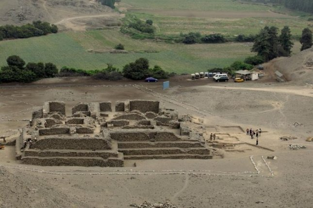El Paraiso archaeological site. Credit: Peruvian Ministry of Culture
