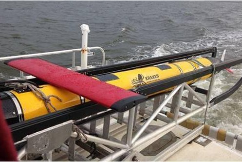 Kraken Sonar is supplying its Katfish system to Israel's Elbit Systems for use on Seagull unmanned surface vessels. Photo courtesy Kraken