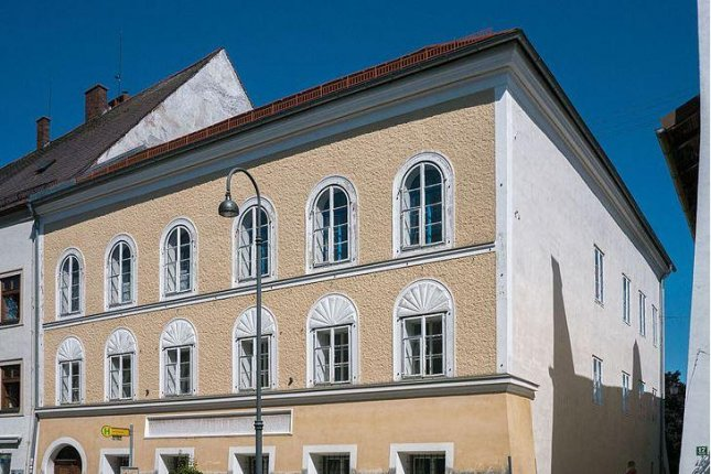 The house in Austria where Adolf Hitler was born in 1889 is to be torn down to stop it from being a neo-Nazi shrine, Austria's interior minister said Monday. Some residents in the town had wanted it to be used as a refugee center, to house migrants from North Africa and the Middle East. Photo by Thomas Ledl/Wikimedia Commons