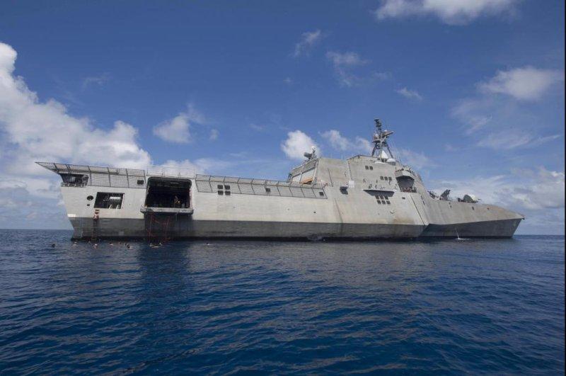 Northrop Grumman tapped for littoral combat ship gun support