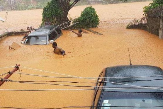 More than 200 dead in Sierre Leone