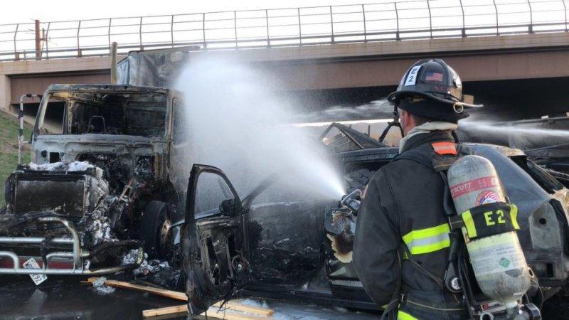 Multiple fatalities in fiery crash on Colorado highway - UPI com