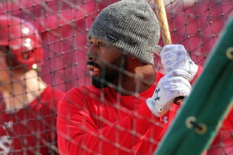 Boston Red Sox's Jackie Bradley Jr. (Twitter/Jackie Bradley Jr.)