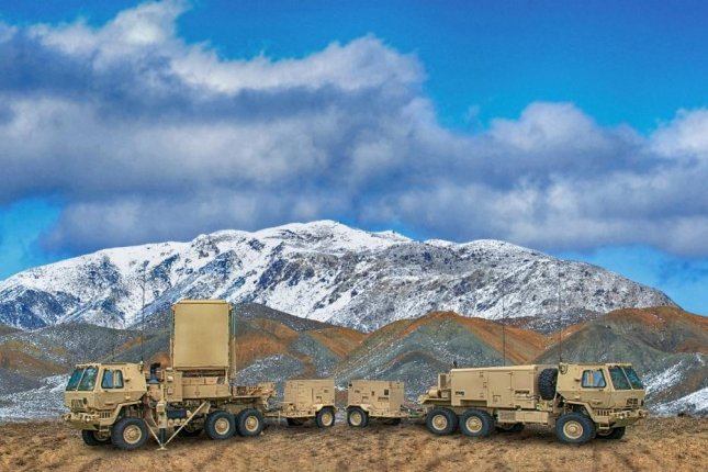 Lockheed Martin's AN/TPQ-53 counterfire radar recently demonstrated its ability to identify and track drones, the company said Monday. Photo courtesy Lockheed Martin
