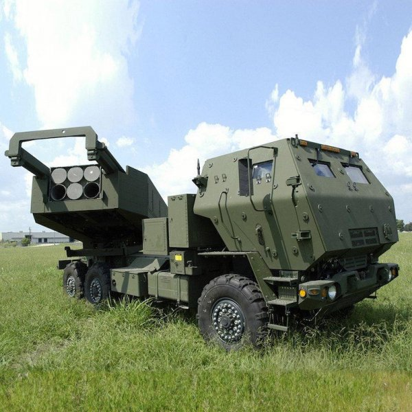 The HIMARS rocket artillery system, pictured, has been sought by Romania to bolster its self defense and its role in NATO. Photo courtesy of Lockheed Martin