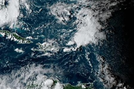 Peter weakens to tropical depression