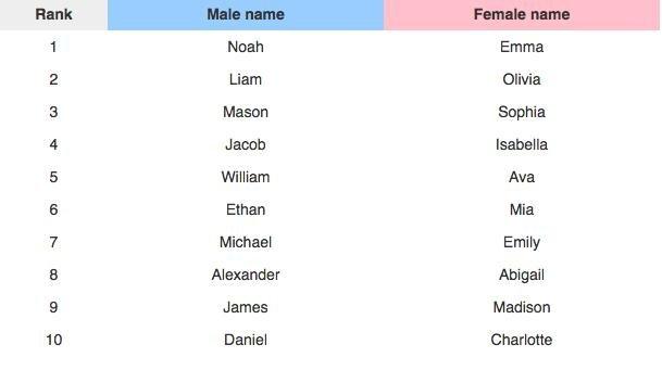 Popular English Cat Names