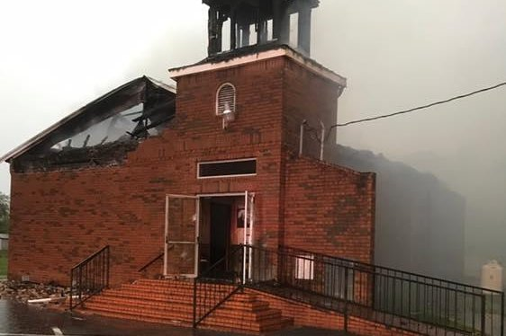 FBI: Not yet clear if 3 Louisiana church fires were hate crimes