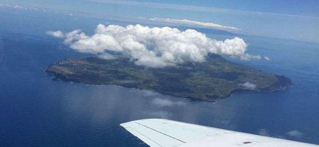 Results from a study of clouds and aerosols conducted in the Azores revealed that new particles can seed the formation of clouds in the marine boundary layer, even over the open ocean. Photo courtesy Brookhaven National Laboratory