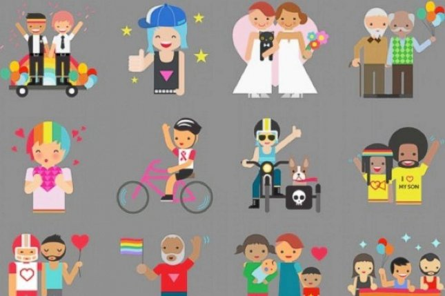 Gay Apple Emojis Investigated In Russia: Russian Senator: Same-sex Emojis May Break Law