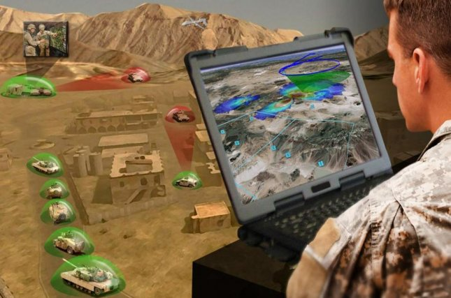 Raytheon Co. announced development of the final phase of the U.S. Army's Electronic Warfare Planning and Management Tool on Thursday. Photo courtesy of U.S. Army