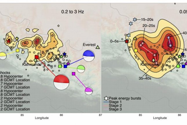 Researchers map out deadly Nepal earthquake