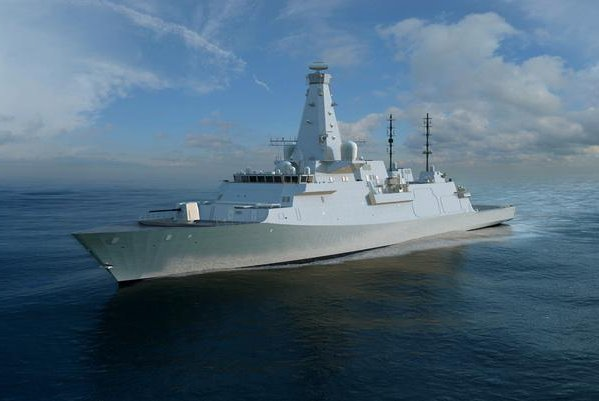 BAE Systems said Friday the first steel will be cut on the U.K.'s Type 26 Global Combat Ships next summer. Image courtesy BAE Systems