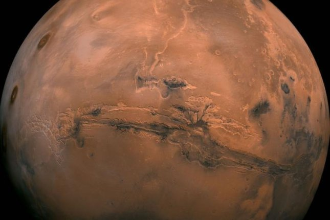 New research suggests Mars once released enough methane to encourage spells of global warming, triggering periods of warming significant enough to allow water to flow on the Red Planet. Photo by NASA