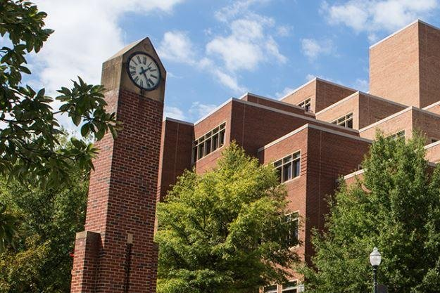 The University of Tennessee campus in Knoxville is one of three branches of the school that will be a part of a program offering free tuition to eligible students. Photo courtesy University of Tennessee Knoxville