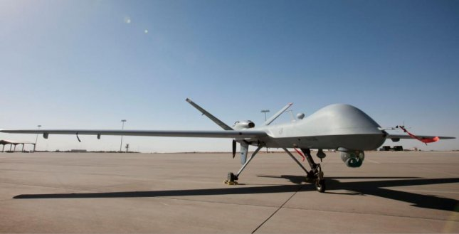 General Atomics Aeronautical Systems Received a $123.2 million contract to build MQ-9 Reaper drones for the Netherlands, the U.S. Department of Defense announced on Thursday. Photo courtesy of Netherlands Defense Ministry