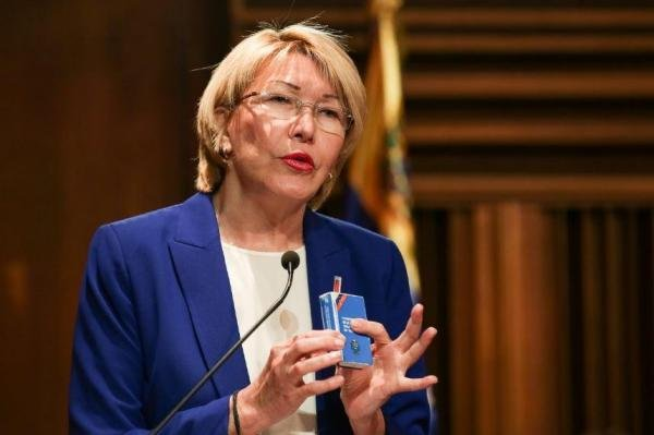 Venezuela's Chief Prosecutor Luisa Ortega Díaz has been banned from leaving the country by the Supreme Tribunal of Justice. Photo courtesy of Luisa Ortega Díaz