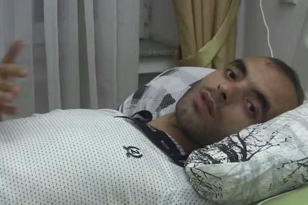 Journalist Rasim Aliyev, 30, died Sunday in a hospital after being beaten by a group of men who reached out to him via Facebook. YouTube screenshot/MeydanTV