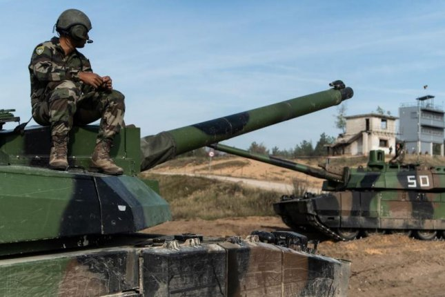 French troops participate in a NATO exercise in Adazi, Latvia, on September 19, 20129. Photo courtesy of NATO