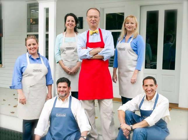 Christopher Kimball To Depart America S Test Kitchen Upi Com