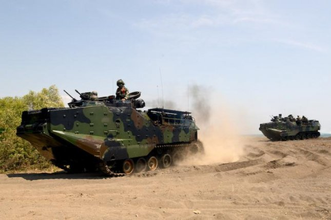Japan has ordered amphibious assault vehicles from BAE Systems as it builds an amphibious capability. U.S. Navy photo