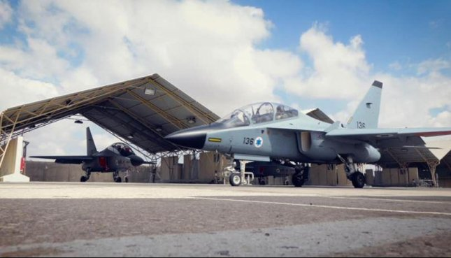 Greece will receive 10 M-346 fighter plane trainers and support in a $1.68 billion agreement with Israel. Photo courtesy of Israeli Ministry of Defense