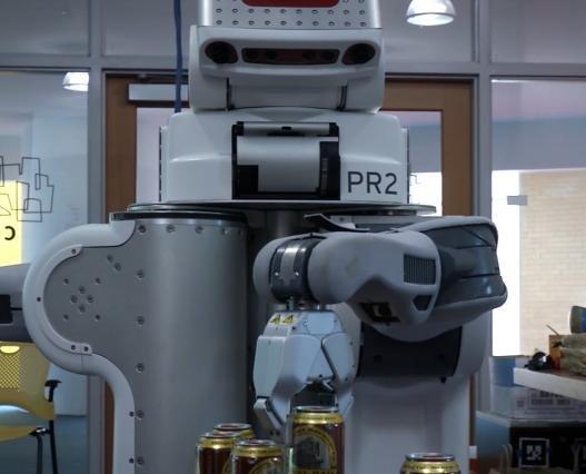 MIT engineers build, test bartending robots that work together