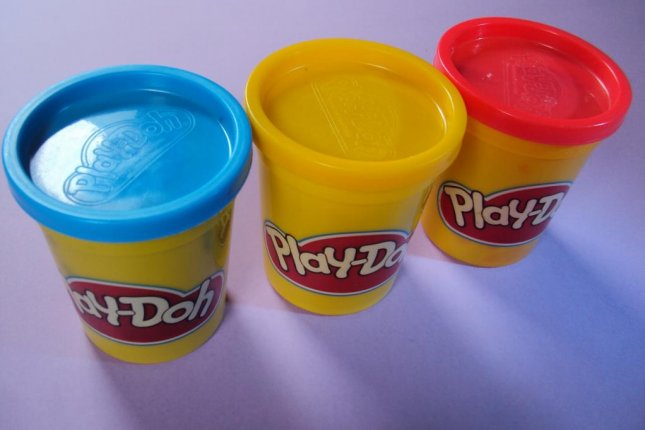 Toy maker Hasbro said the U.S. Patent and Trademark office has officially recognized the smell of Play-Doh as a registered trademark of the brand. Photo by JoaoCachapa/Pixabay.com