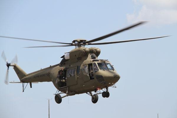 PLZ-Swidnik supplies helos to Uganda