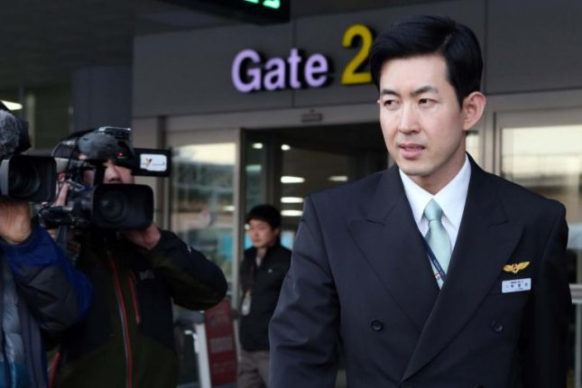 Korean Air cabin crew chief Park Chang-jin said the chronic stress brought about in the aftermath of the 'Nut Rage' incident has led to his hospitalization. Photo by Yonhap