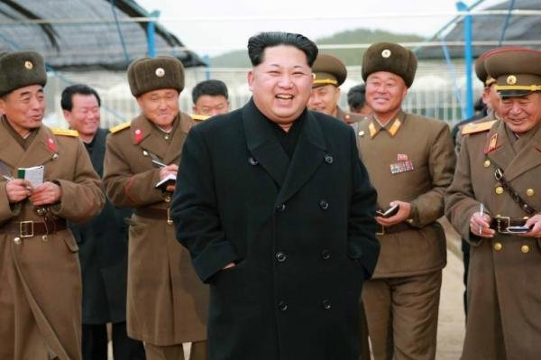 Kim Jong Un's regime is drawing backlash from ordinary North Koreans who volunteered labor but received poor quality presents from the state. File Photo by Rodong Sinmun