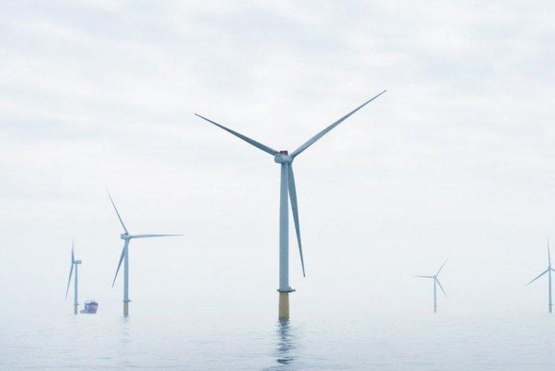 Batteries make offshore wind energy debut