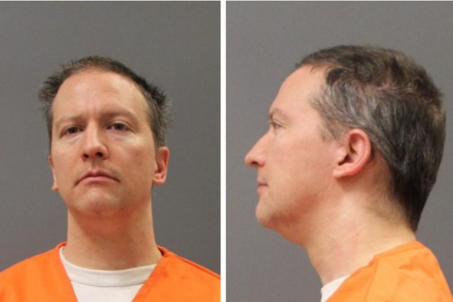 Former police officer Derek Chauvin was sentenced Friday to 22.5 years in prison for the killing of George Floyd. Photos courtesy Minnesota Department of Corrections