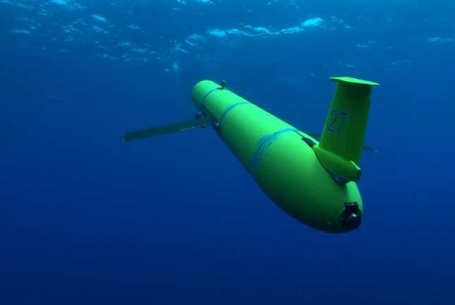 The Challenger ocean glider is now en route to Sri Lanka. Photo by Rutgers University/Challenger Glider Mission