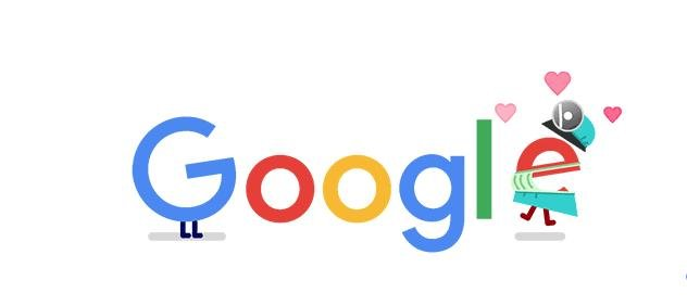 Google is honoring doctors and nurses in a new Doodle. Image courtesy of Google
