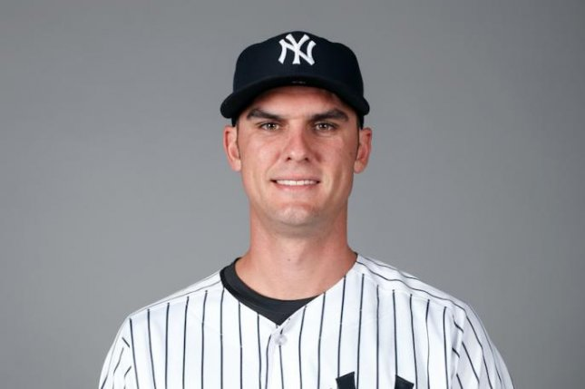 designer fashion 139e9 10074 New York Yankees name Greg Bird starting first baseman - UPI.com