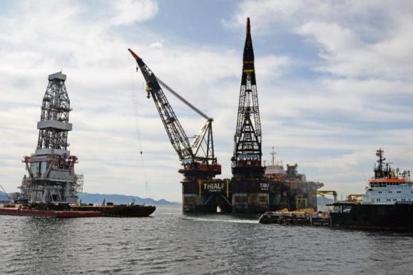 Norwegian oil and gas production stifled because of a forced shutdown of an oil field in the Barents Sea on safety concerns. Photo courtesy of Arne Reidar Mortensen/Statoil.