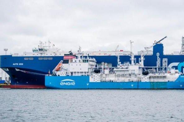 LNG fuel strides continue for French company - UPI com