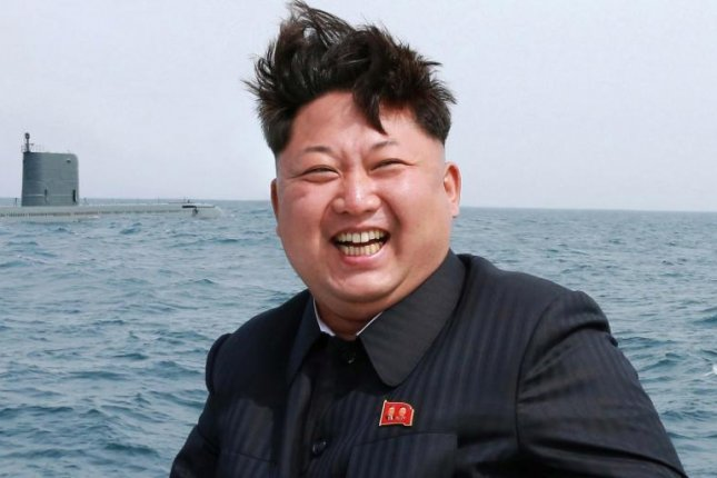 Kim Jong Un's upcoming birthday on Sunday has been designated as the most significant holiday of 2017, sources in the country say. The occasion will be marked by state distributions of fish, according to Radio Free Asia. File Photo by Rodong Sinmun