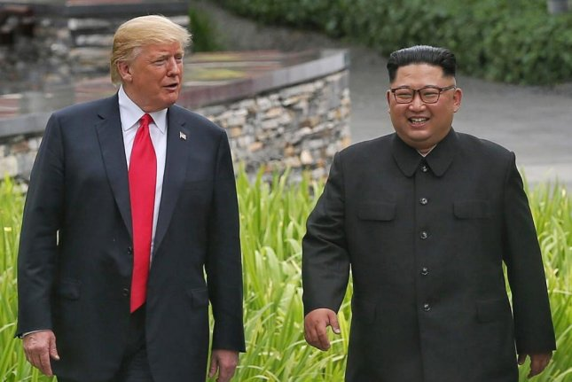 Despite President Donal Trump announcing that he will meet North Korean leader Kim Jong-un a second time during his State of the Union address, North Korean media made no mention of the upcoming summit. Photo by Kevin Lim/PA-EFE