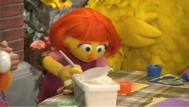 Sesame Street to welcome new muppet called Julia, who has autism