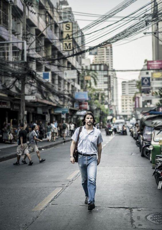 Josh Hartnett filmed Most Wanted in Thailand. Photo courtesy of Saban Films